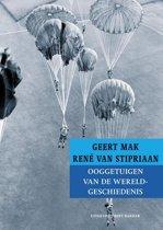 Boek cover Ooggetuigen van de wereldgeschiedenis van Geert Mak