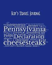 Pennsylvania Kid's Travel Journal