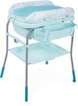 Chicco badje-verzorgingstafel Cuddle & Bubble Dusty Green