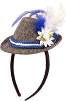Tiara met oktoberfest hoedje