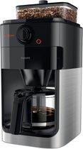 Philips Grind & Brew HD7765/00 - Koffiezetapparaat - Zwart/Zilver