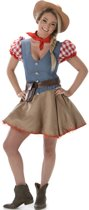 Rodeo Cowboy Kostuum Dames - Maat M