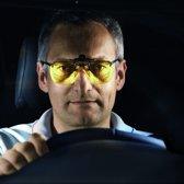 ComfortTrends Nachtbril Clip-on Ook voor mist - Uniseks