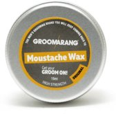 Groomarang Moustache / Snor Wax 15ml