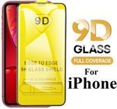 3 stuks screenprotector beschermings glas 9D Full Cover Extra Sterk voor Apple iPhone XR en iPhone 11 Screenprotector Beschermglas Glazen bescherming voor iPhone XR en iPhone 11