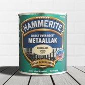 Hammerite Metaallak Zijdeglans Creme 0,25L