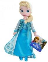 Disney Frozen Elsa - 25 cm - Knuffel