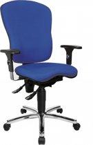 Topstar Sitness Pro AL P4 - Bureaustoel - Ergonomisch -  Blauw