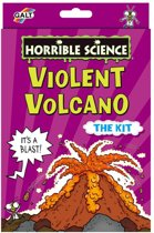 Horrible Science - Violent volcano