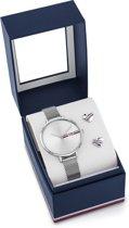 Tommy Hilfiger TH2770056 Horloge  - Staal - Zilverkleurig - Ø  38 mm