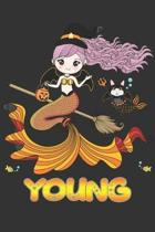Young: Young Halloween Beautiful Mermaid Witch Want To Create An Emotional Moment For Young?, Show Young You Care With This P