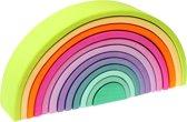 grimm's regenboog pastel 12 bogen 36 cm