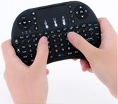 Mini Keyboard – Toetsenbord voor o.a. PC – Raspberry PI / Smart Phone – Draadloos toetsenbord – Mouse + Touchpad – Wireless - DisQounts