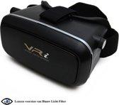 Virtual Reality bril | VR-i EVOLUTION 3e generatie, NIEUW met verbeterde lenzen!, VR GEAR voor de iPhone, Samsung, Sony, Huawei, HTC, LG en Microsoft. Geleverd met de handleiding in 5 talen waaronder Nederlands.