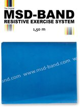 Fitness band 1,5 m Extra Zwaar MoVeS (MSD)