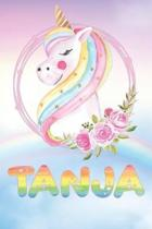 Tanja: Want To Give Tanja A Unique Memory & Emotional Moment? Show Tanja You Care With This Personal Custom Named Gift With T