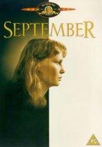 September (dvd)