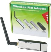 Brauch Wifi 300Mbps USB Adapter Met Externe Antenne