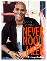 Omslag van 'Never nooit meer'
