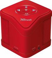 Trust Muzo - Bluetooth Speaker - Rood