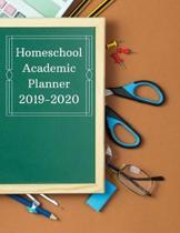 Homeschool Academic Planner 2019-2020