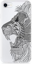 iPhone 8 Hoesje Leeuw Mandala