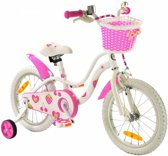 Meisjesfiets 16 inch Strawberry (1678)