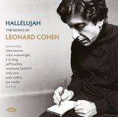 CD cover van Hallelujah van Leonard Cohen