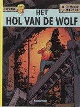 Lefranc 004 Het hol van de wolf