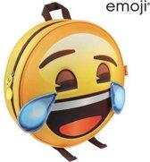 3D-schoolrugzak Emoji