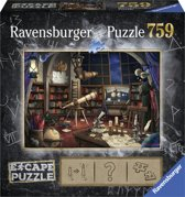 Ravensburger escape room puzzel 1 Space Observatory - 759 stukjes