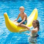 Opblaasbaar zwembadfiguur Banaan