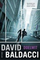 Boek cover Will Robie 3 - Doelwit van David Baldacci