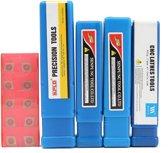 4 stks SCLCR / L SCMCN 12mm Draaibank Kotterbaar Draaigereedschap Houder Met 10 stks CCMT09T304 Inserts