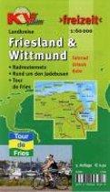 Landkreise Friesland & Wittmund 1 : 60 000