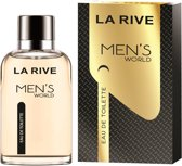 La Rive Men's World Eau de Toilette Spray 90 ml