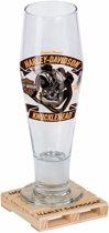 Harley-Davidson Engine Serie Bierglazen Set - Evolution - Laatste Kans