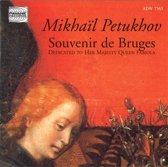 Sonata For Piano, Souvenir De Bruge