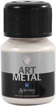 Art Metal verf, parelmoer, 30ml