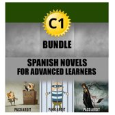 C1 Bundle - Spanish Novels for Advanced Learners
