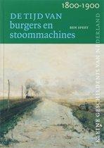 Tijd van burgers en stoommachines (1800-1900)
