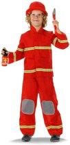 Brandweerman pak maat 122/128