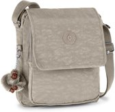 Kipling Netta - Schoudertas - Warm Grey
