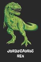 Jordysaurus Rex