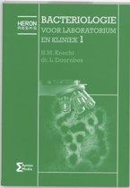 Heron-reeks - Bacteriologie voor laboratorium en kliniek 1