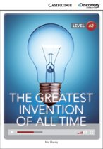 Cambridge Discovery Readers A2: The Greatest Invention of all Time book + online access