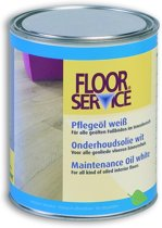 Floorservice Onderhoudsolie wit (White wash)