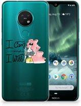 Nokia 7.2 | 6.2 Telefoonhoesje met Naam i Can
