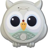 Mister Owl Rookmelder - Smoke detector Kleur: Grijs