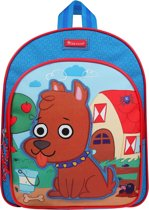 Kidzroom Kith Dog Rugzak - Multicolour